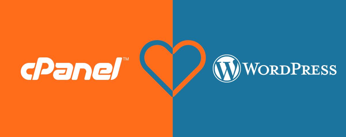 cPanel Wordpress Manager image